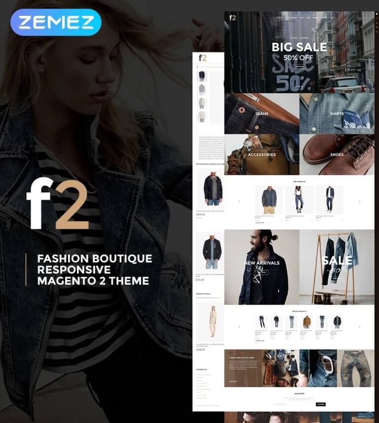 F2 - Fashion Boutique
