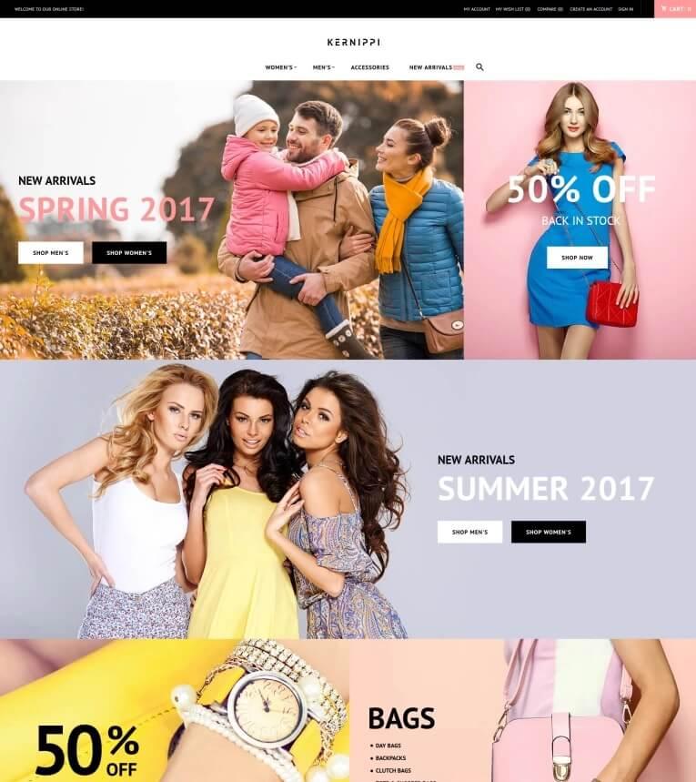 Kernippi - Apparel Store