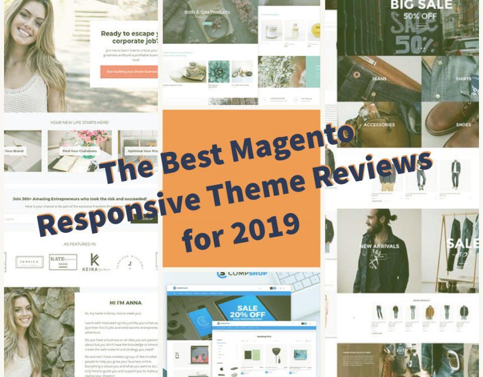 Best Magento Responsive Theme