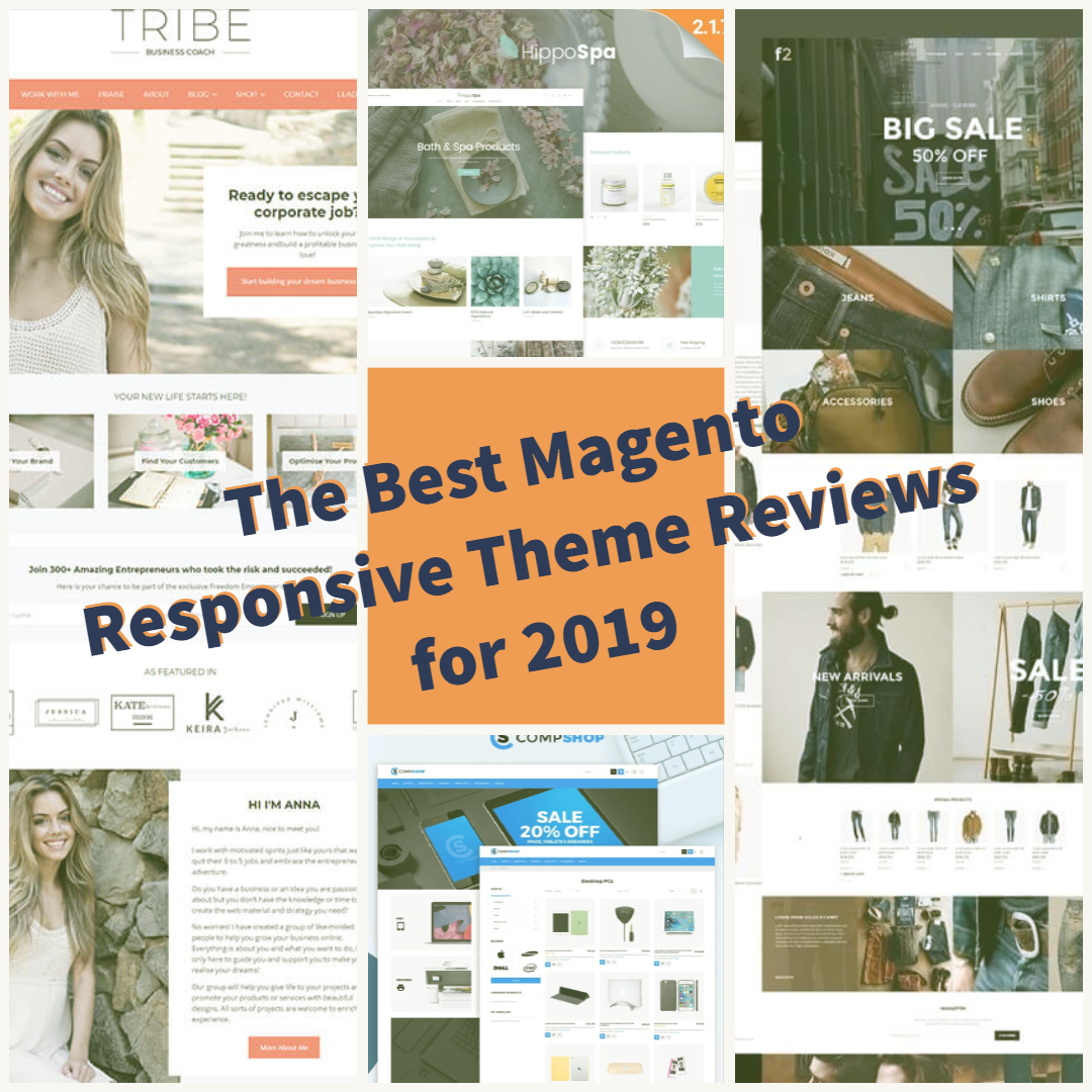 The Best Magento Responsive Theme Reviews for 2019