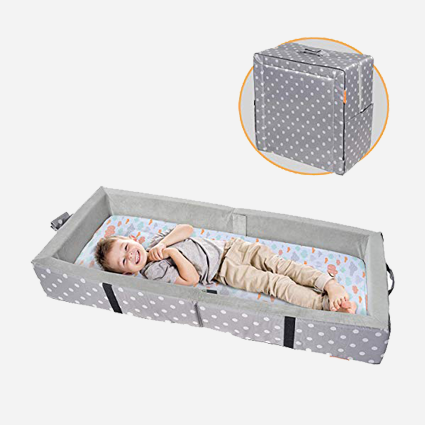 best baby travel bed review