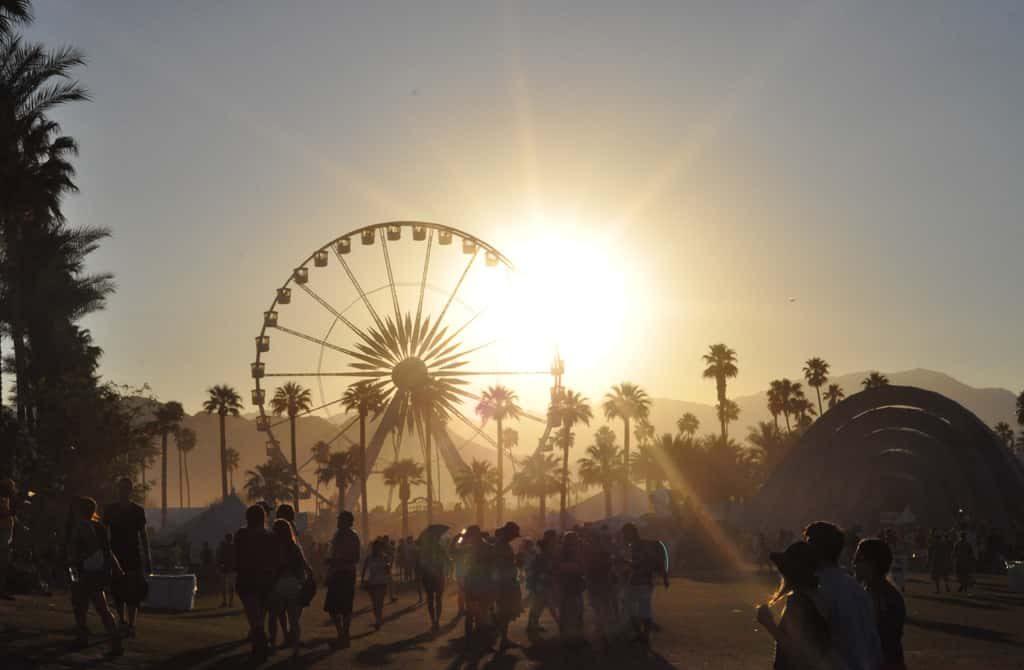 Coachella americal festival