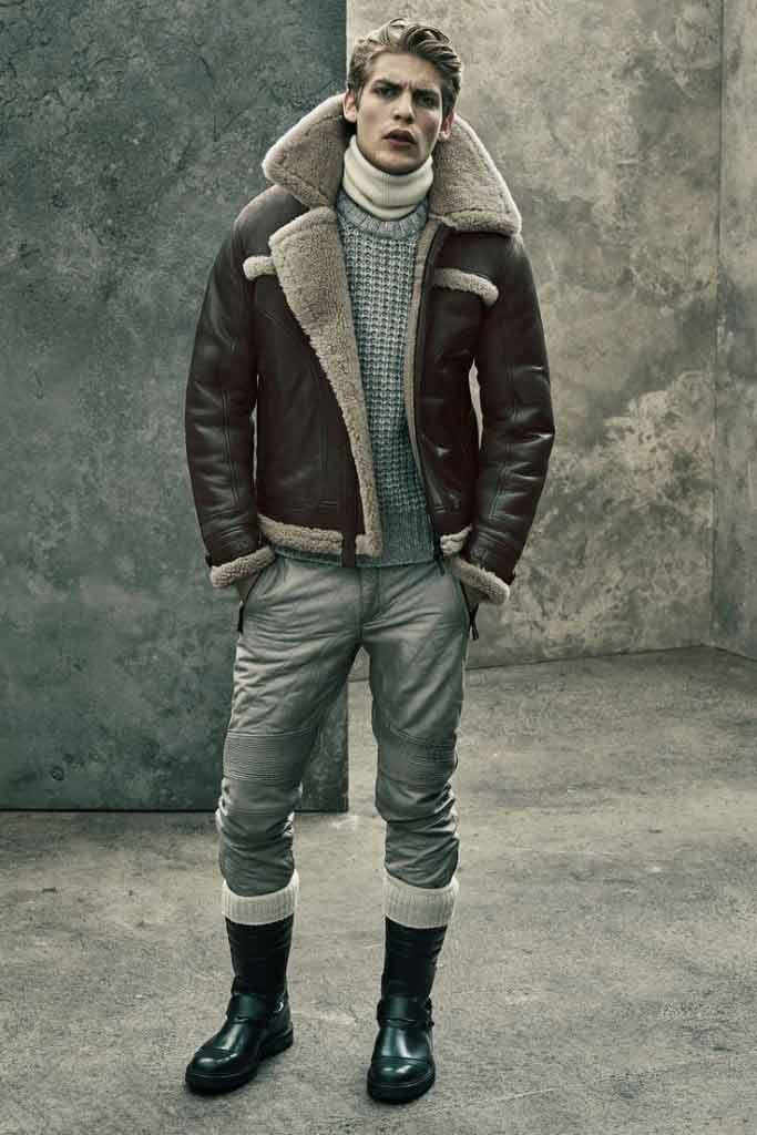Men's Casual Winter Fashion