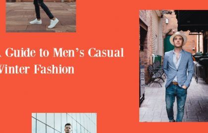 Men's Casual Winter Fashion